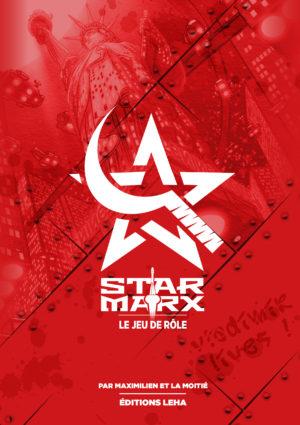 Star Marx - jeux de rôle